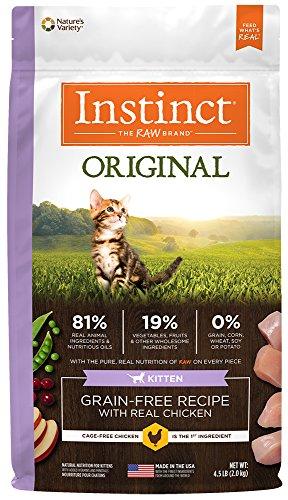 Instinct Original Kitten Grain Free Recipe