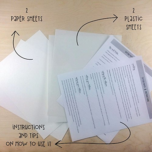 inkjet transfer paper instructions