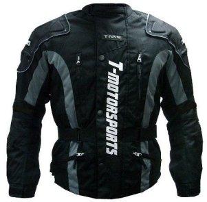 TMS® Mens Enduro Armor Jacket Motorcycle Touring Dual Sport Dirt Bike ATV