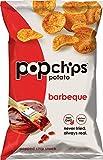 Popchips Potato Chips BBQ Potato Chips 5 oz Bags (Pack of 5)