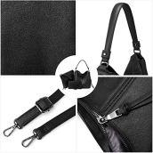 Ladies Crossbody Bag 3pcs Purse Set