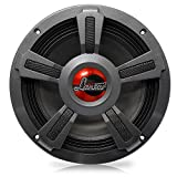 Lanzar Upgraded 8' High Performance Mid Bass - Powerful 800 Watt Peak 90Hz - 10 kHz Frequency Response 39 Oz Magnet Structure and 8 Ohm w/ Paper Cone and Foam Surround Full Range Speaker - OPTI8M-8