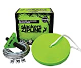 Slackers 40'  Zipline Falcon Series Kit with Seat
