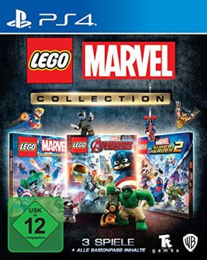 LEGO Marvel Collection – [PlayStation 4]