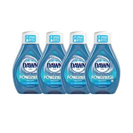 Dawn Platinum Powerwash Dish Spray Fresh Scent Refill – Multi 4 Pack