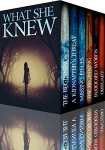 What She Knew Super Boxset: A Riveting Mystery Series by [Hunt, James]