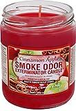 Smoke Odor Exterminator Candle Cinnamon Apple 13oz