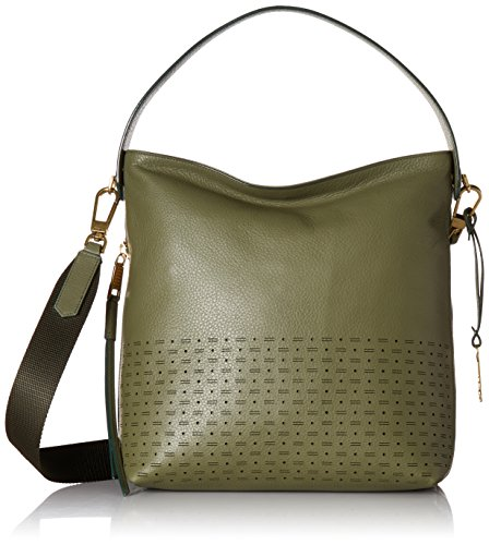 51vim0Ha3DL Interior Features: 1 Zipper Pocket and 2 Slide Pockets Exterior Details: 1 Side Zipper Pocket Material: Leather
