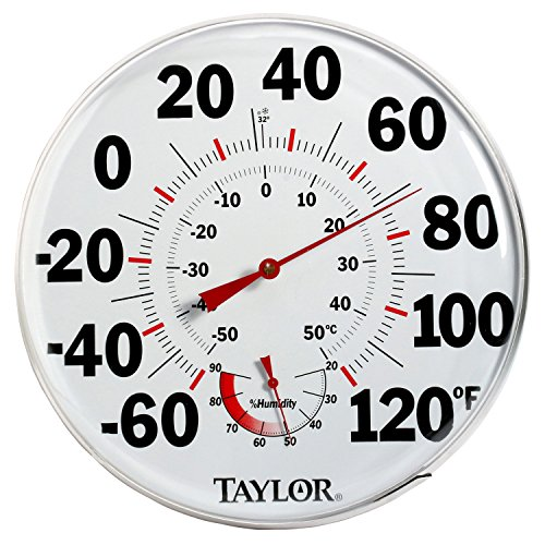 Taylor-TemperatureHumidity-Gauge