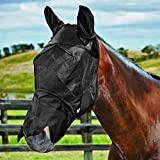 Product review for Weatherbeeta Buzz Away With Nose Fly Mask Pony black