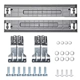 LFORBB SKK-7A Stacking Kit - 27' Washer & Dryer Stacking Kit for Samsung Front-Load Washer & Dryers