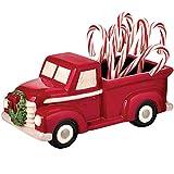 Grasslands Road December to Remember Vintage Truck Candy Bowl 471991, Silver