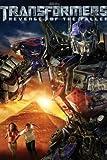 Transformers Revenge of the Fallen poster thumbnail