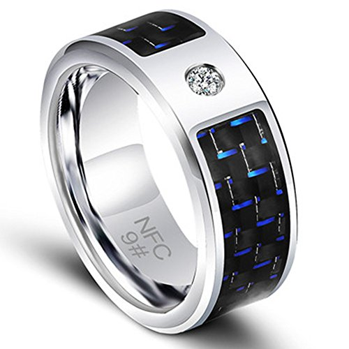 NFC Smart Rings Magic Wearable Universal For Android Windows Mobile Phone (10)
