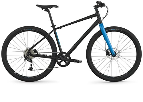 "Raleigh Redux 2 Urban Assault Bike, 17"" /MD Frame, Black, 17"" / Medium"