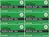 SIX BOXES of Triple Leaves Nutra-slim Tea 20 Tea Bags