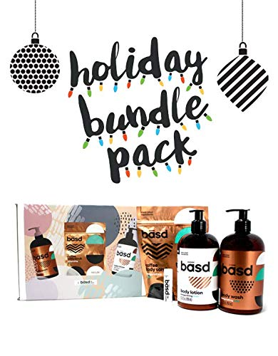 BASD Body Care Holiday Pack, pamper yourself