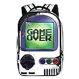 Backpack School Bag Book Bag for Boys Girls (Game-2019)
