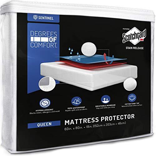 Degrees of Comfort Waterproof Mattress Protector