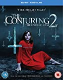 The Conjuring 2 [Includes Digital Download] [Blu-ray] [2016] [Region Free]