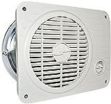 Suncourt TW208P Thru Wall Fan Hardwired Variable Speed