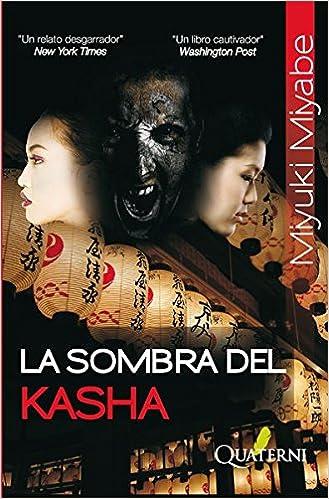 Sombra Del Kasha,La (NOVELA POLICIACA): Amazon.es: Miyabe, Miyuki ...