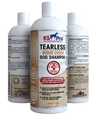 K9 Pro Tear Free Dog Shampoo