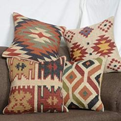 Southwest Hand Woven Pillow Covers