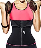 Product review for Smooth Abdomen,Gotoly Waist Trainers Zipper Training Corsets 6 Steel Boned