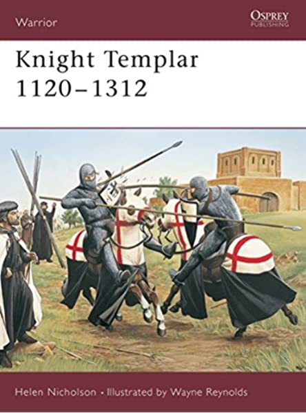 Amazon.com: Knight Templar (Warrior) (8601421177481): Nicholson ...