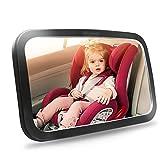 Shynerk Baby Car Mirror, Safety Car Seat Mirror for Rear...