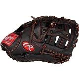 Rawlings R9 Baseball Youth Pro Taper 12' FBM, Web R9YPTFM16B-3/0 Gloves , Right Hand Throw