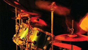 Jazz Standards for Drumset Book & Online Audio: A