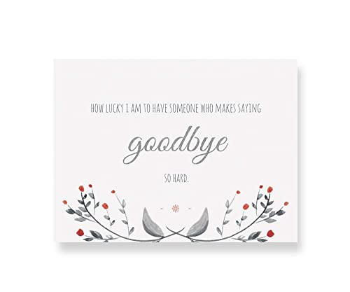 Amazon Com How Lucky I Am To Have Someone Who Makes Saying Goodbye So Hard Quote Print Beautiful Goodbye Leaving Relocation Deployment Gift Winnie The Pooh Inspired Quote Handmade