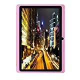 Susun 7Inch Google Android 4.4 Quad Core Tablet PC 8GB Dual Camera WiFi Bluetoot PK