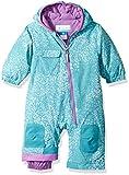 Columbia Baby Hot-tot Suit, Pacific Rim Snow Splatter, 12/18