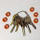 MSPowerstrange Professional Original Offset, 6 Key Depth Key (KW1, KW11, SC1, SC4, M1, M10) with Bump Ring Funny