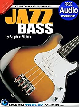 Jazz Bass Guitar Lessons for Beginners: Teach Yourself How ...