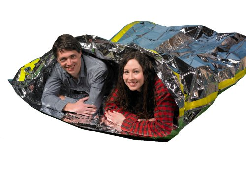Emergency Survival Mylar Thermal 2 Person Sleeping Bag