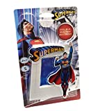 Superman Cool Blue Nite Lite