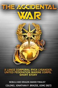 The Accidental War ebook cover