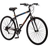Rigid Urban-style Steel Frame Mongoose Adult Bike