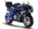 MotoTec 36v 500w Electric Pocket Bike GP Version, THREE large...