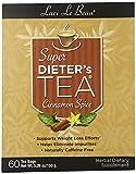 Laci Le Beau Super Dieter's Tea, Cinnamon Spice, 60 bags, 5.26 oz
