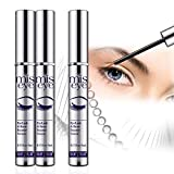 Natural Eyelash Growth Serum by Softsub, For Voluminous Long Brow & Thicker Rapid Lash boost, Enhances Eyebrow & Eyelash - Support Lash Growth and Rapid eyebrow Growth(5ml)
