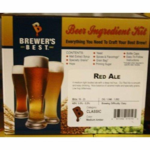 Brewers-Best-BIK-1010-Red-Ale-Homebrew-Beer-Ingredient-Kit