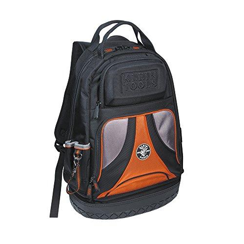 Klein Tools 55421BP-14 Backpack, Electrician Tool Bag, Tradesman Pro...