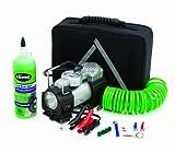 Slime 50063 Truck Spair Heavy Duty 12-Volt Inflator & Tire Repair Kit