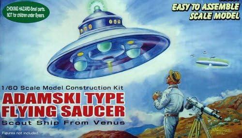 UFO Model Kit 1/60 Atlantis Models