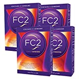 FC2 Female Condoms, 12 Count